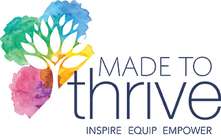 logo made to thrive